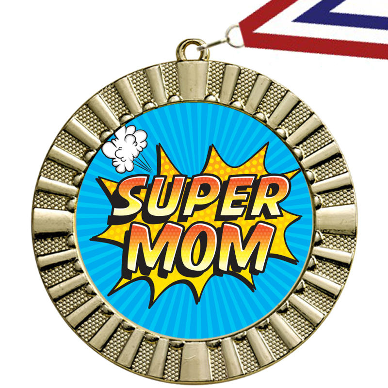 Super Mom Medaille