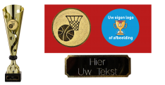 Basketbal Trofeeën